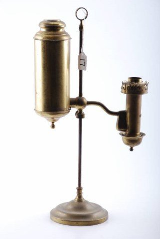 St. Germaine Imperial Brass Student Lamp