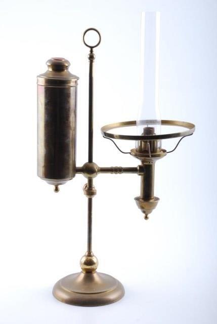 Cleveland Standard Brass Student Lamp