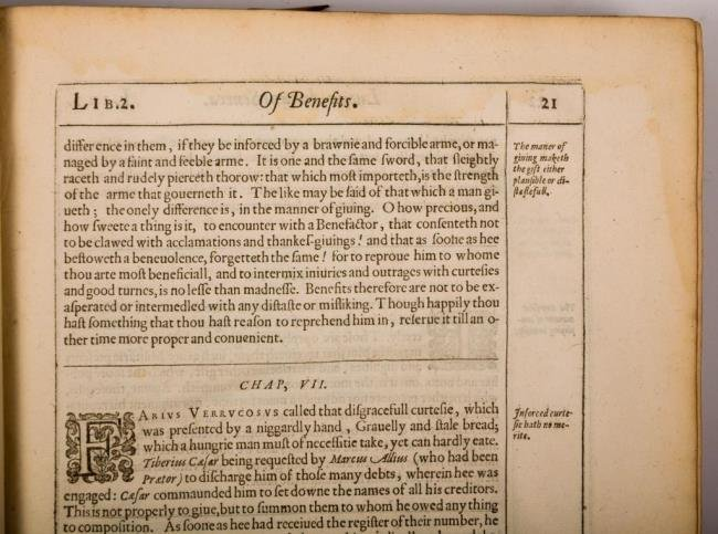 Works of Lucius Annaeus Seneca London 1614 - 9