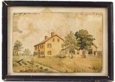 (19th c.) American School