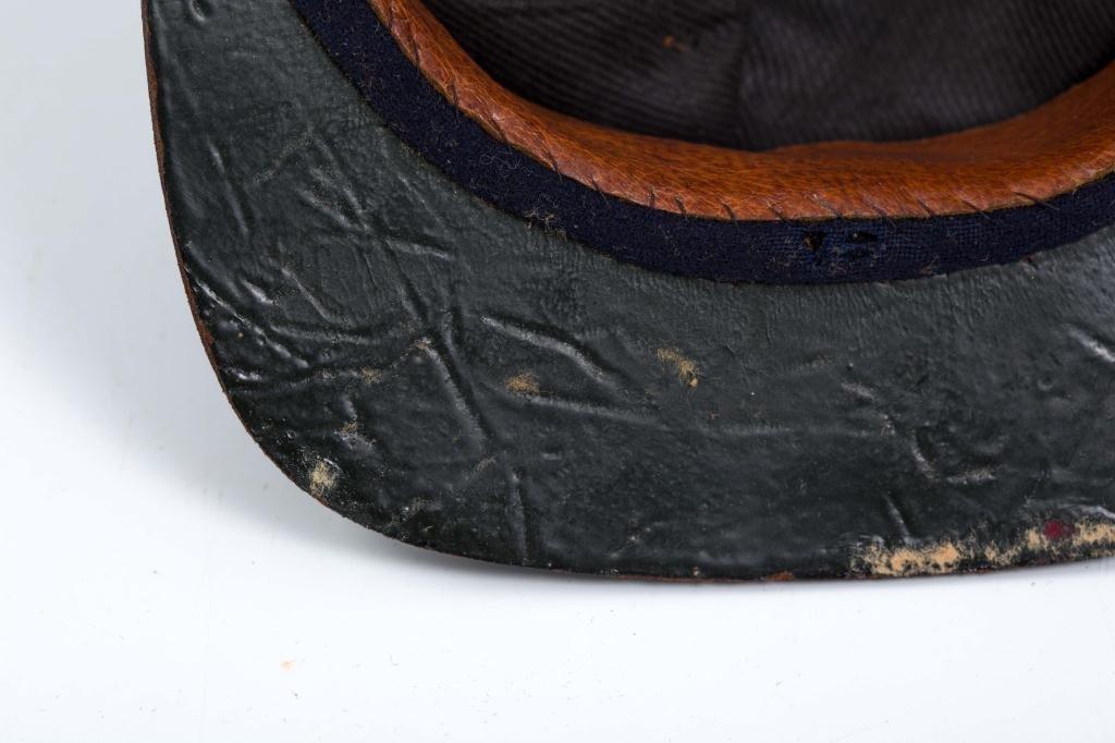 Civil War Indigo Blue Wool Union Kepi Hat - 4