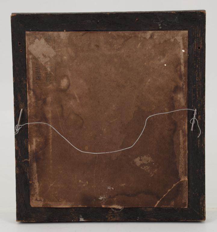 """""""Dum Vivimus Vivamus"""" Brass Wall Plaque - 3"""