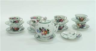Schlaggenwald HC Soft Paste Tea Set