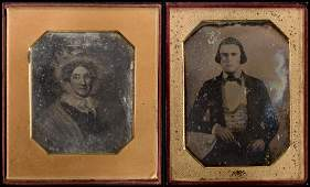 (2) Early Daguerreotypes (1) by George Wells