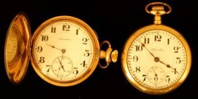 Hamilton & Burlington Watch Co. Pocket Watches