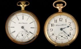 Illinois And Hampden Watch Co. Pocket Watches