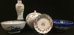 (19th C) Chinese Export Porcelain