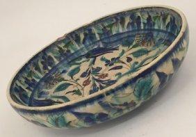 Ancient Persian Ceramic Bowl