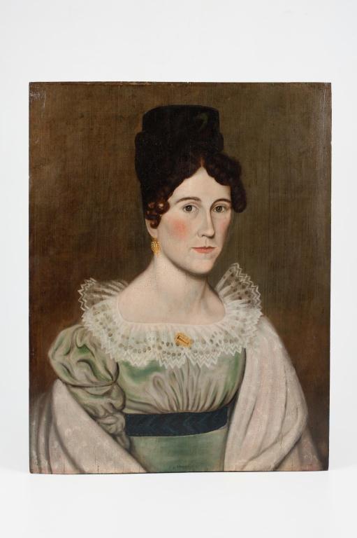 ZEDEKIAH BELKNAP(1781-1858)
