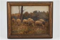 ALFRED BRYON WALL (1861-1935)