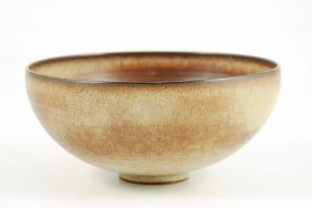 Ed And Mary Scheier Pottery Bowl