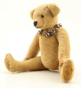 (early 20th C) Mohair Teddy Bear