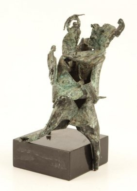 (20th C) American School Abstract Sculpture