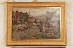 Henry John YeendKing 18551924 Oil