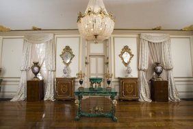 Important Pair Of Mid-18th C Continental Mirrors