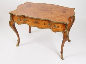 19th C French Mechanical Desk