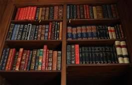 Group of Fine Binding Books