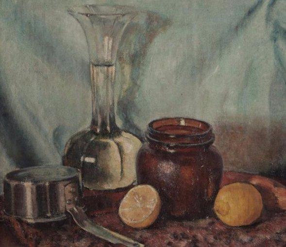 JOHN W. HATCH (1919-1998) Early Work