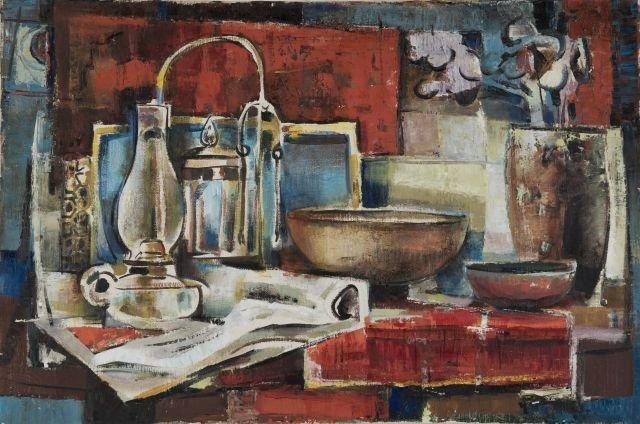 JOHN W. HATCH (1919-1998)