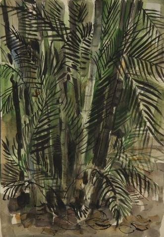 JOHN W. HATCH (1919-1998) Cuba