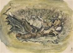 JOHN W. HATCH (1919-1998) World War II