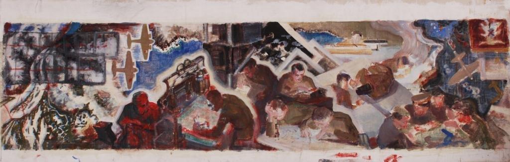 JOHN W. HATCH (1919-1998) World War II - 2
