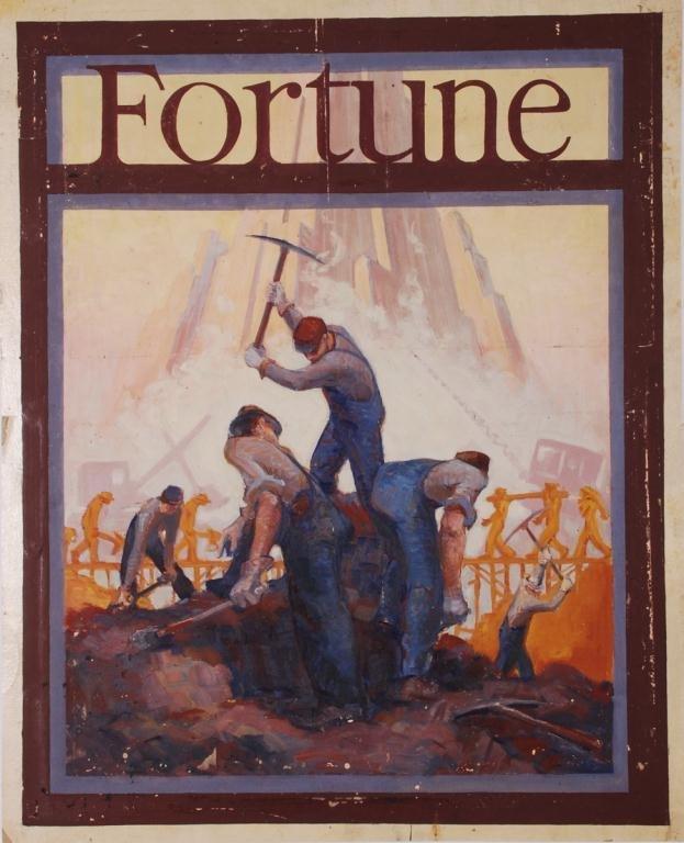 JOHN W. HATCH (1919-1998) Fortune Magazine
