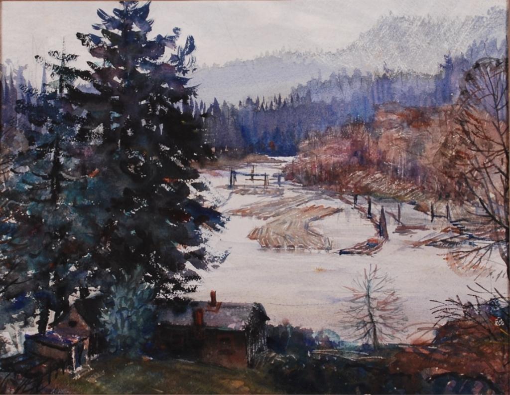 JOHN W. HATCH (1919-1998) Oregon