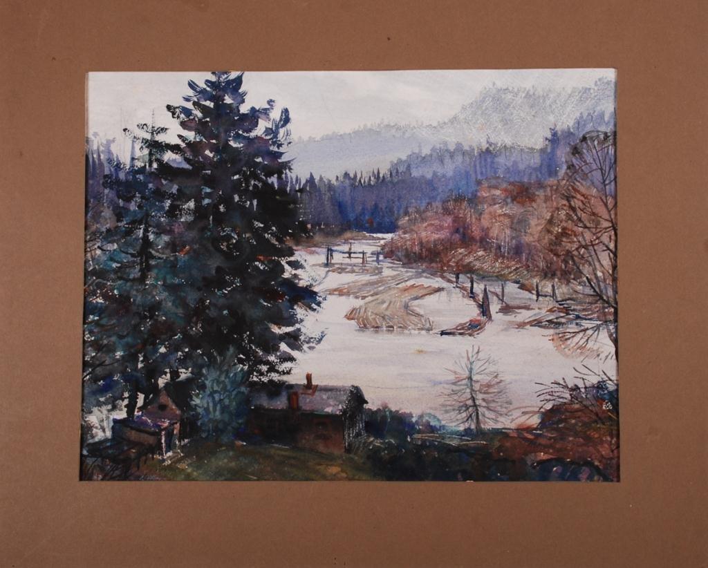 JOHN W. HATCH (1919-1998) Oregon - 2