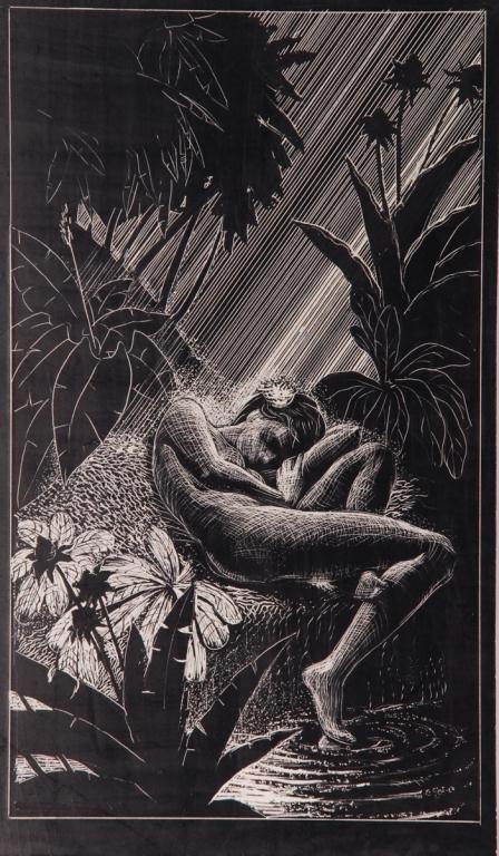 JOHN W. HATCH (1919-1998) Polynesia