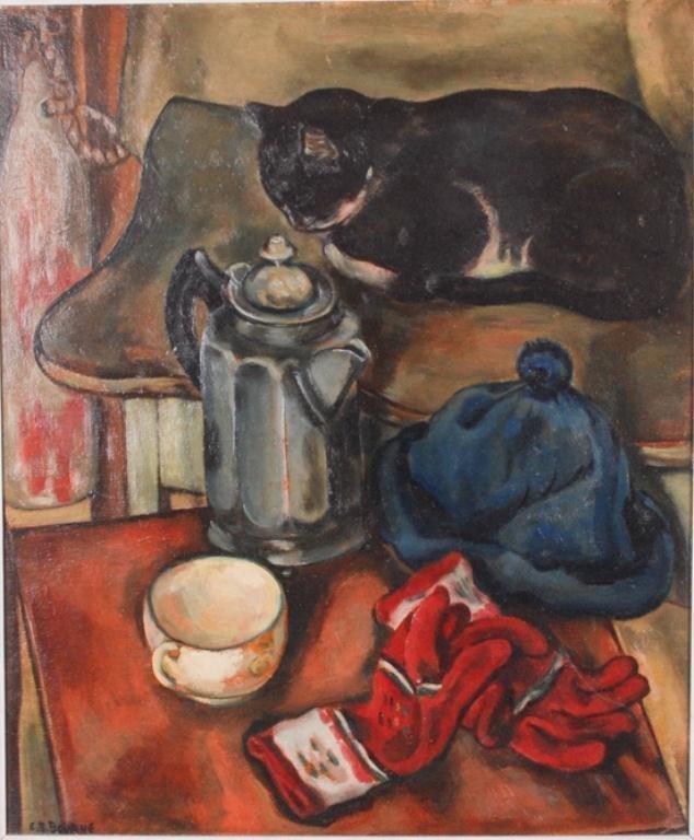 EVELIN BOURNE (1892-1954)