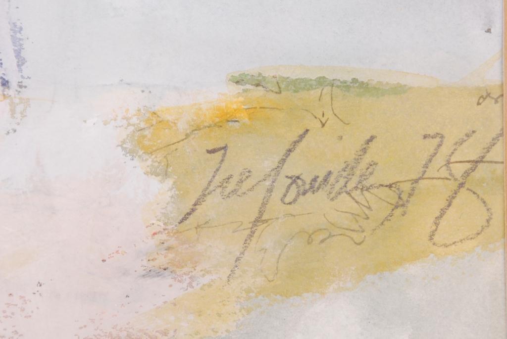 STEVEN TREFONIDES (b. 1926) - 3
