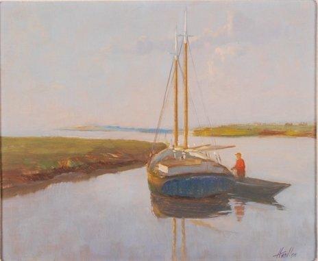 FRANK HANDLEN (b. 1916)