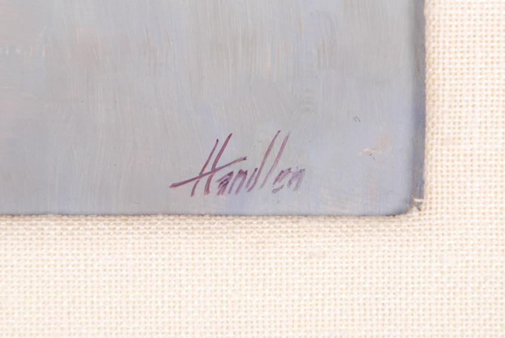 FRANK HANDLEN (b. 1916) - 3