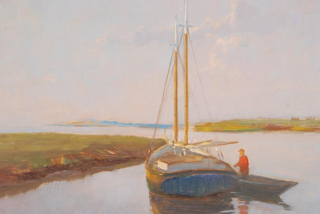FRANK HANDLEN (b. 1916) - 4
