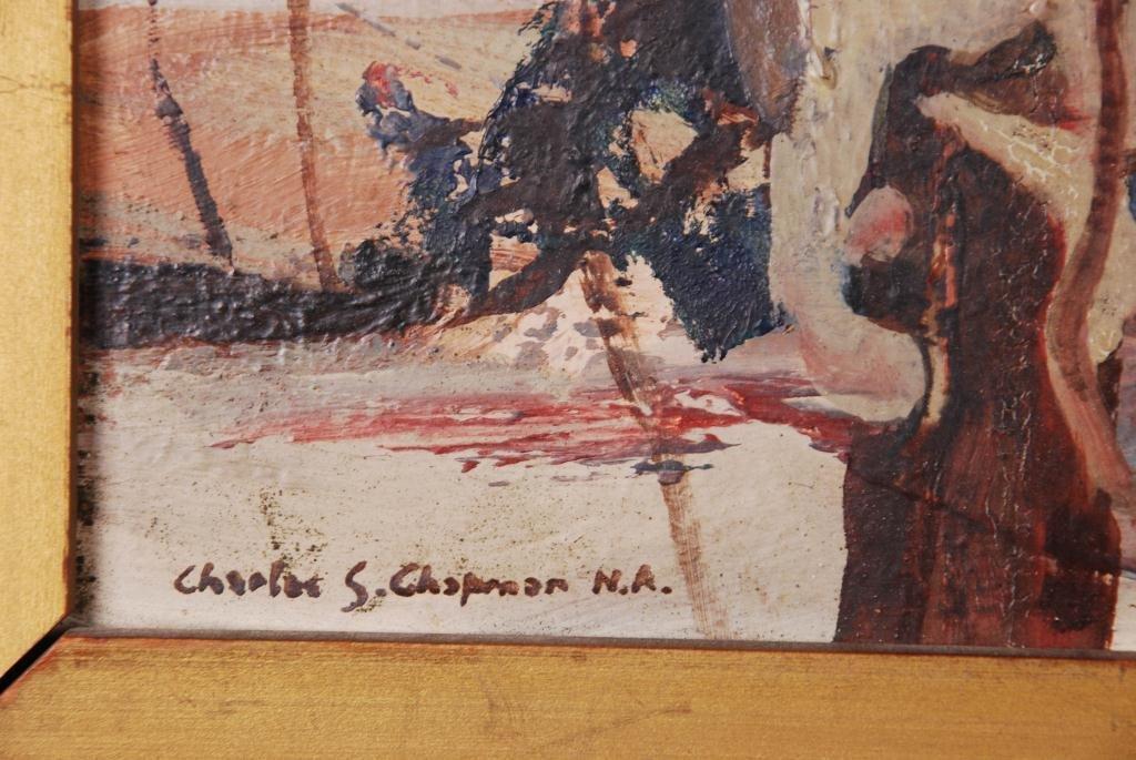 CHARLES S. CHAPMAN (1879-1962) - 3