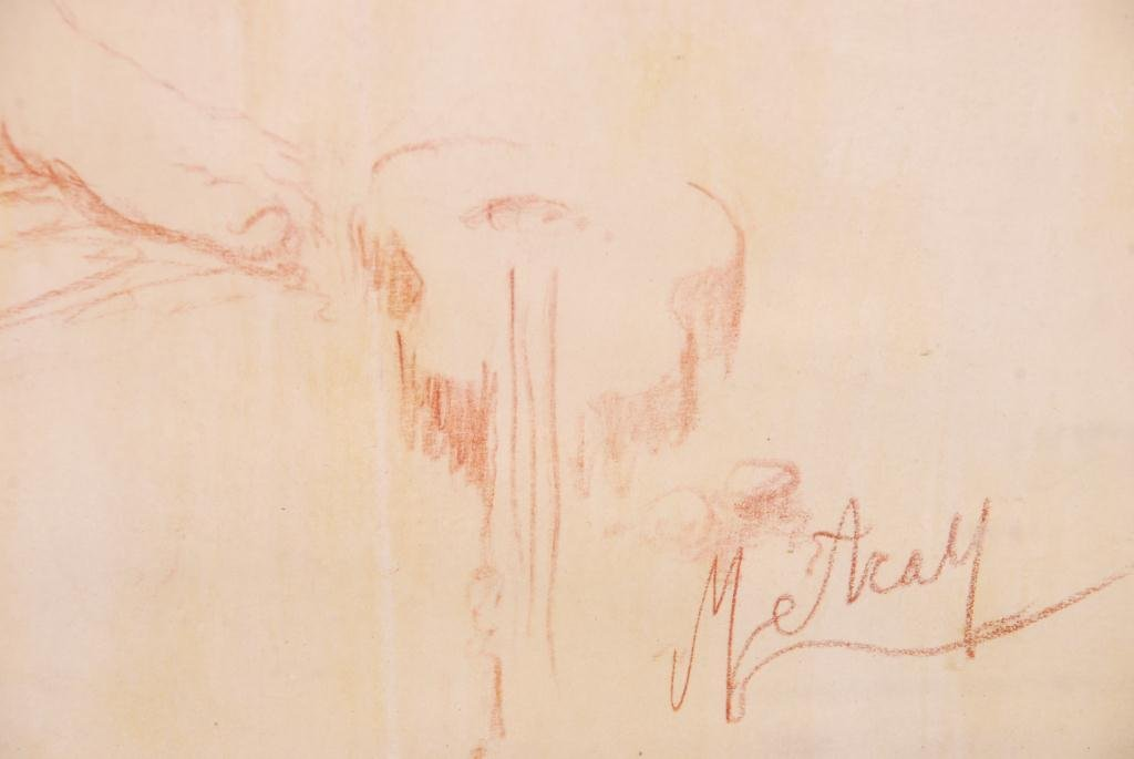 CONGOR METCALF (1914-1998) - 3