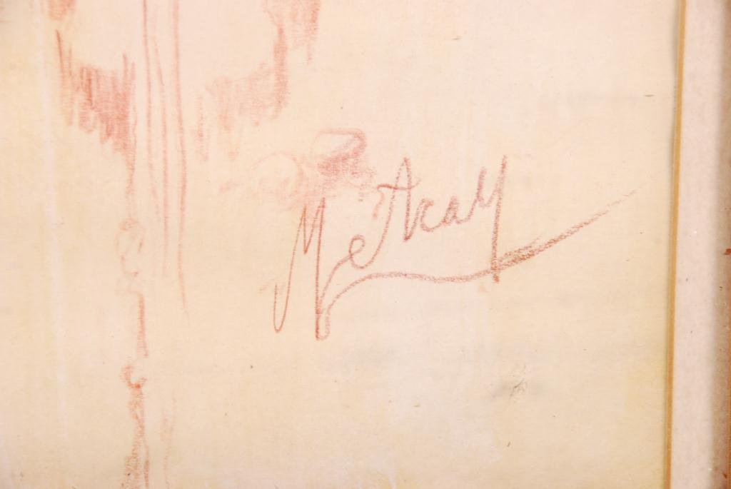 CONGOR METCALF (1914-1998) - 9