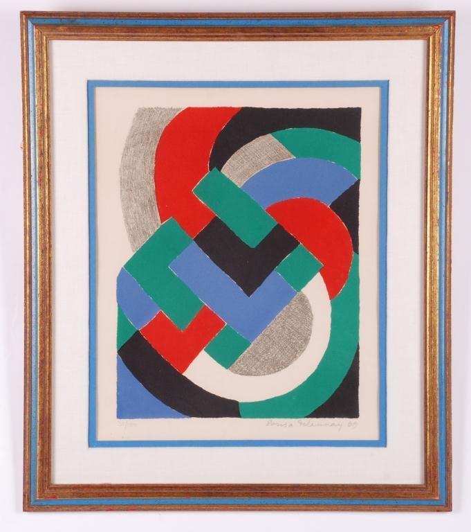 SONIA DELAUNAY-TERK (1885-1979) - 2