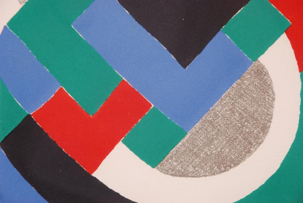 SONIA DELAUNAY-TERK (1885-1979) - 6