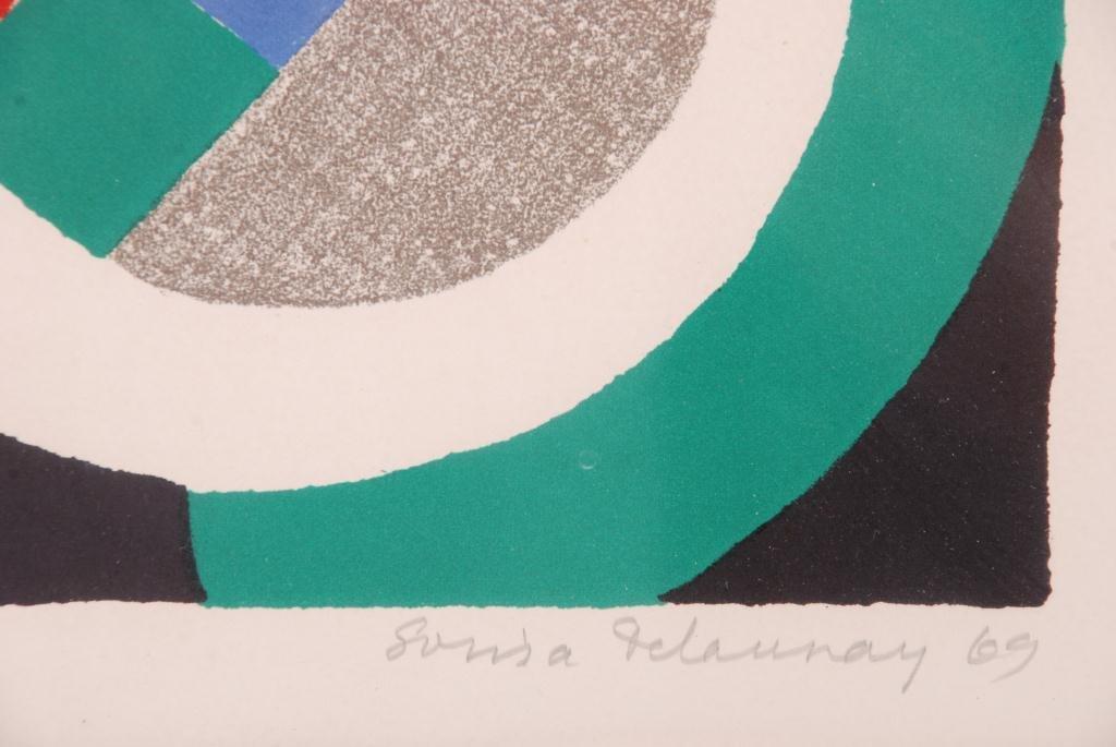 SONIA DELAUNAY-TERK (1885-1979) - 7