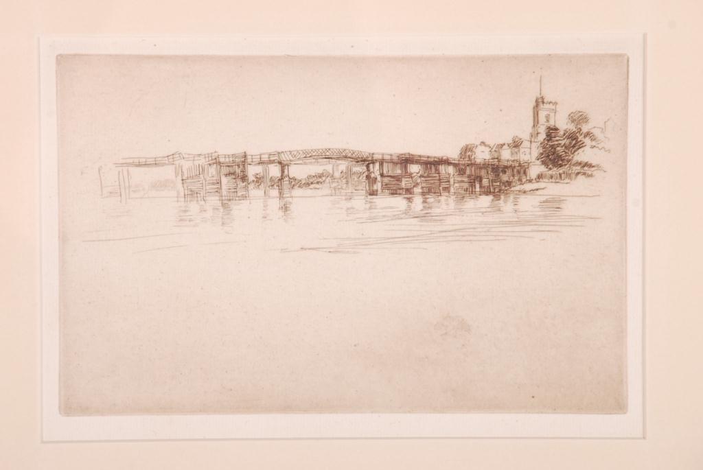 JAMES ABBOTT MCNEILL WHISTLER (1834-1903) - 4