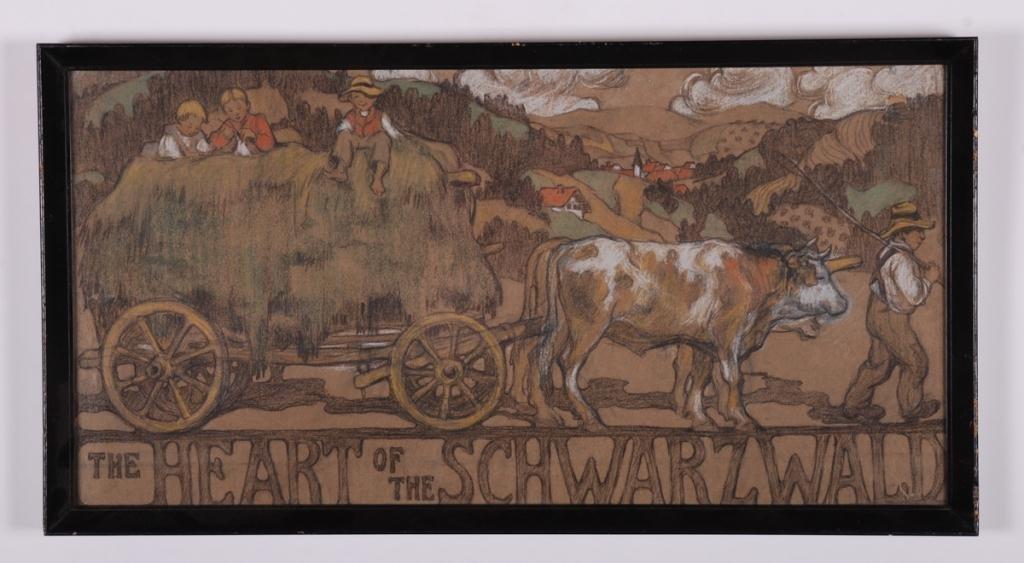 MARGUERITE SAVAGE (1879-1976) attributed