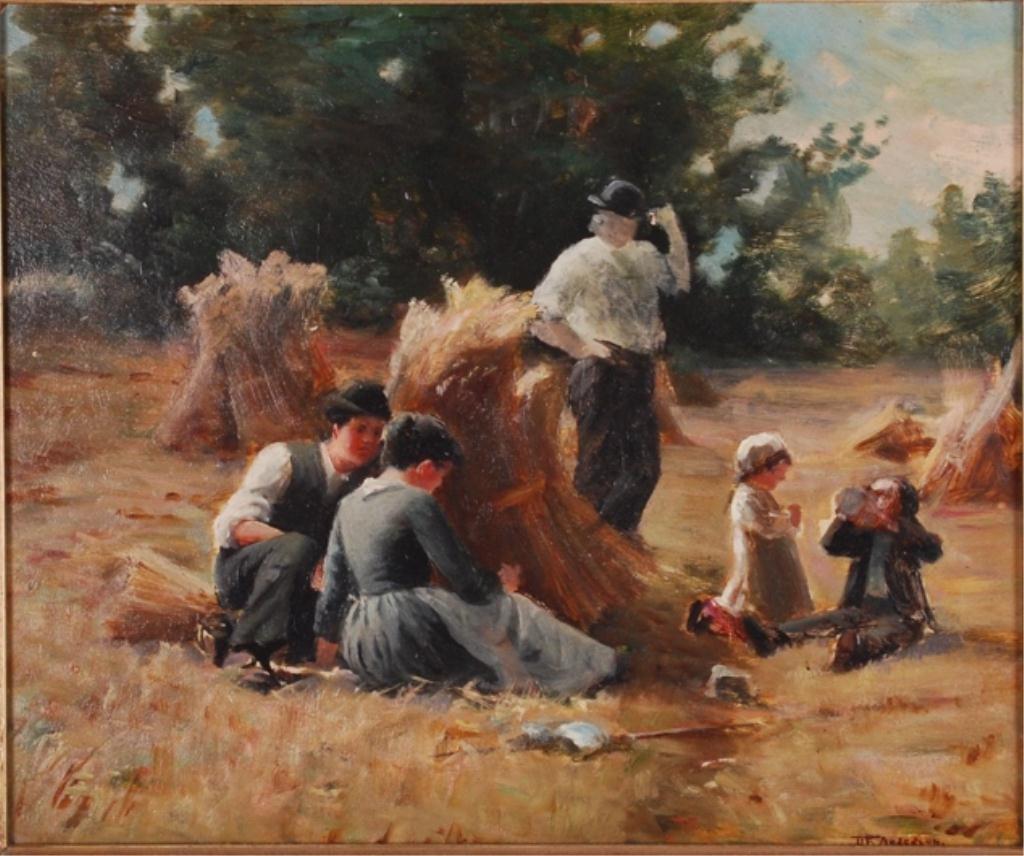 Dougal F. Anderson (1854-1921)
