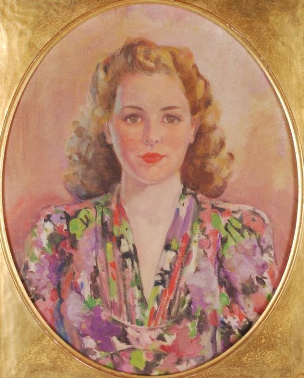MARJORIE NICKLES ADAMS (b.1898)