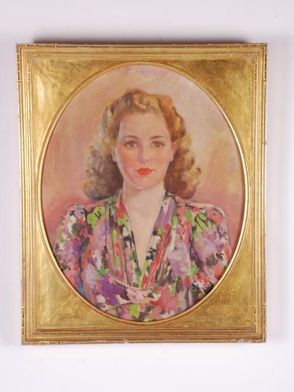 MARJORIE NICKLES ADAMS (b.1898) - 2