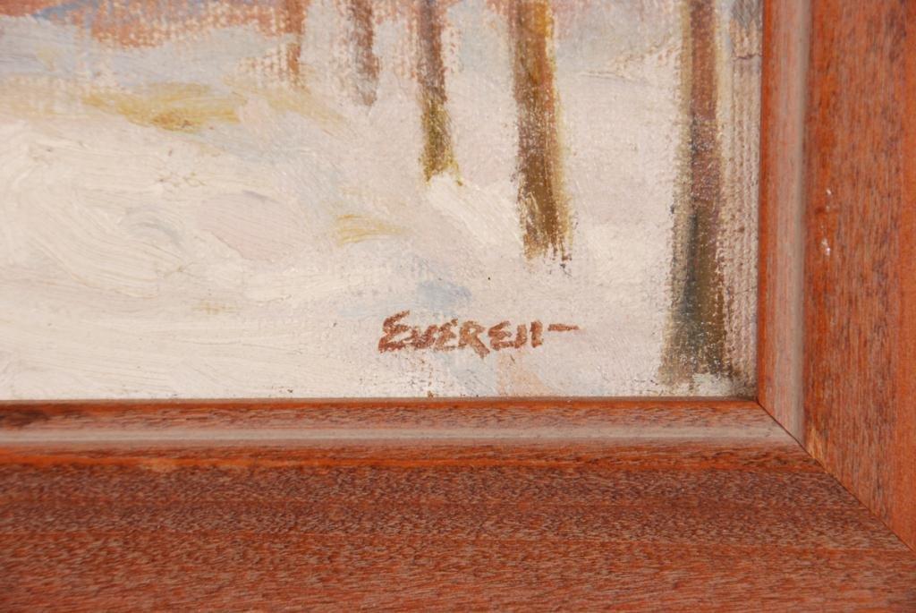 LEN G. EVERETT (1925-1984) - 3