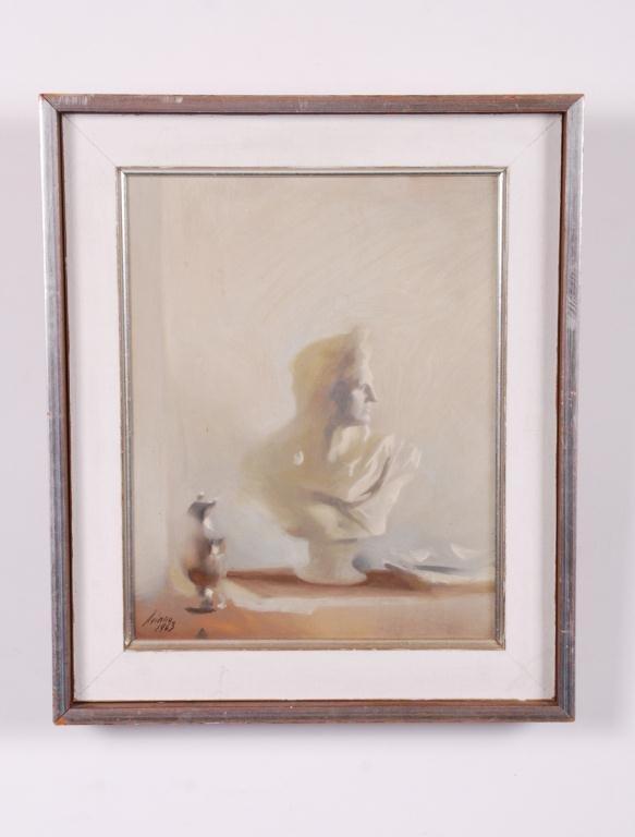 MICHAEL AVIANO (b.1927) - 2