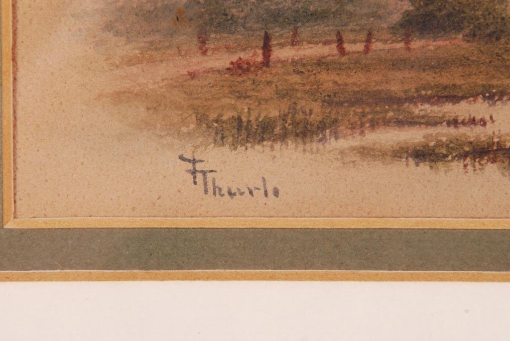 FRANK THURLO (1837-1913) Newburyport - 3
