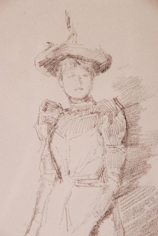 JAMES ABBOTT McNEIL WHISTLER (18334-1903) - 4
